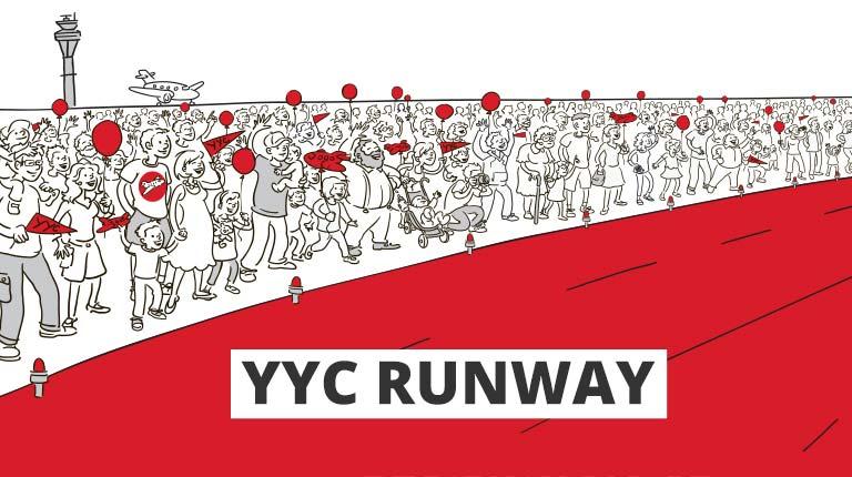 YYC Runway Header Image